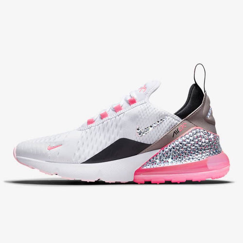 LIMITED RELEASE Nike Women Air Max 270 (White/Pink)
