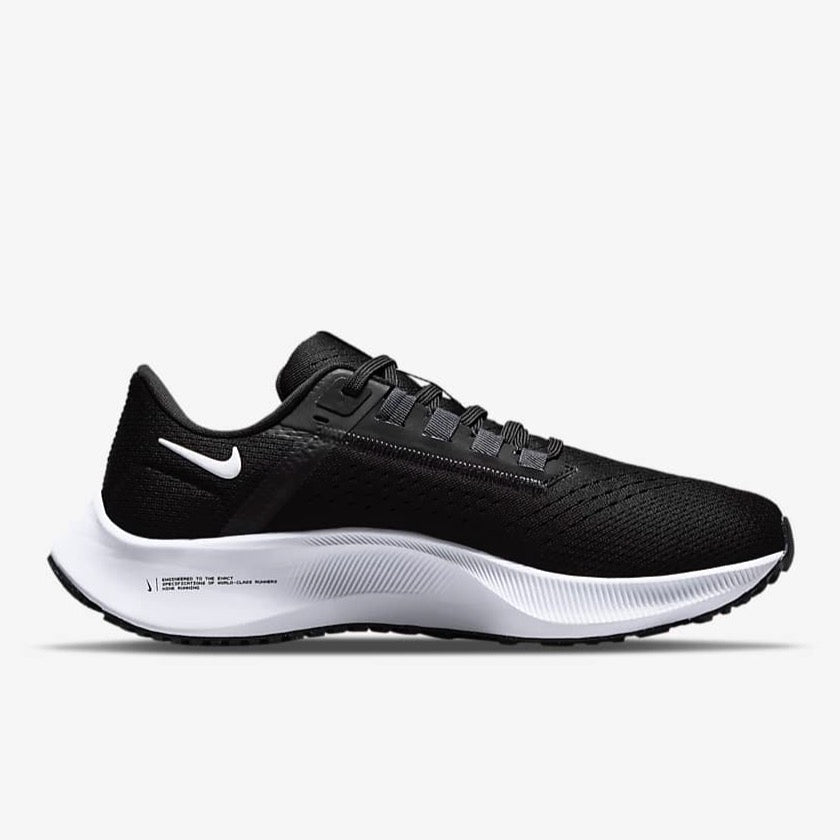 Nike Women Air Zoom Pegasus 38 (Black/White)