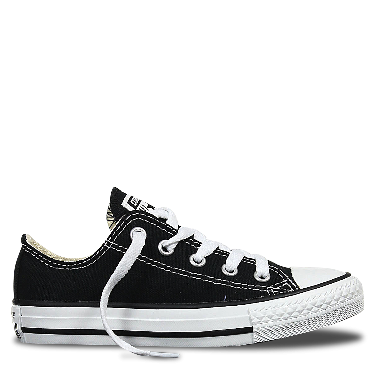 Converse Unisex Adult Chuck Taylor (White & Black)