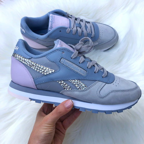 Reebok Classic Leather PM (Blue)