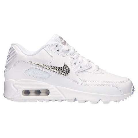 Nike Older Kids Air Max 90 (White)