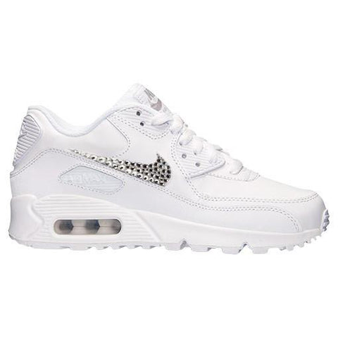 Nike Women Air Max 90 (White/Black)