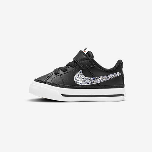 Nike Toddler Court Legacy (Black)