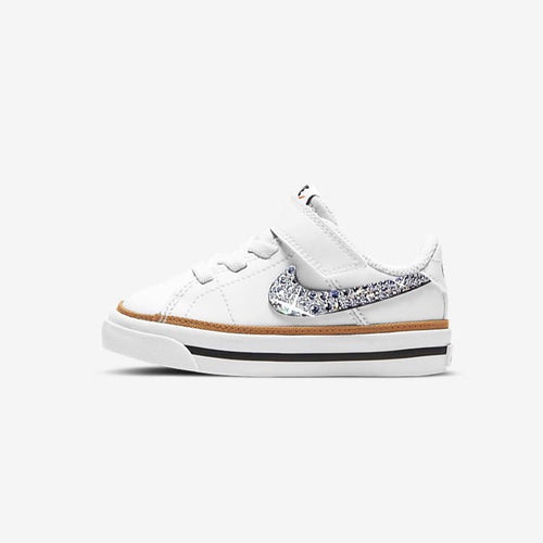 Nike Toddler Court Legacy (White)