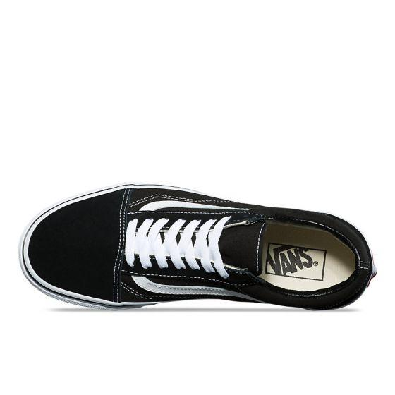 Vans Unisex Old Skool (Black)