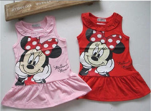 Minnie Mouse Top
