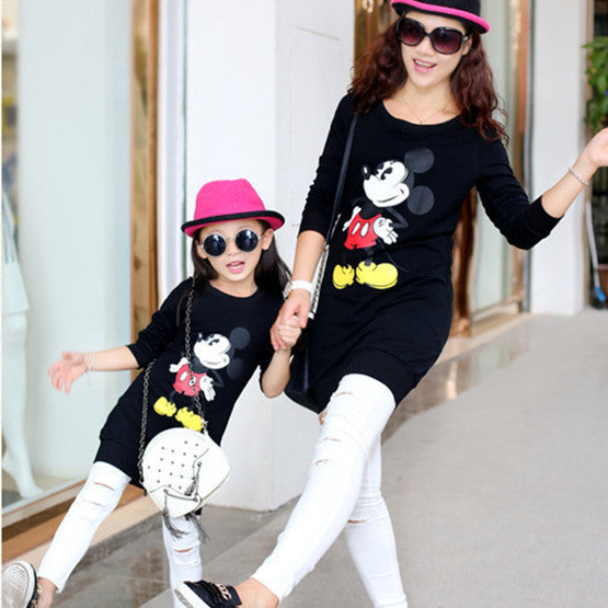 Mickey Family Matching Outfit