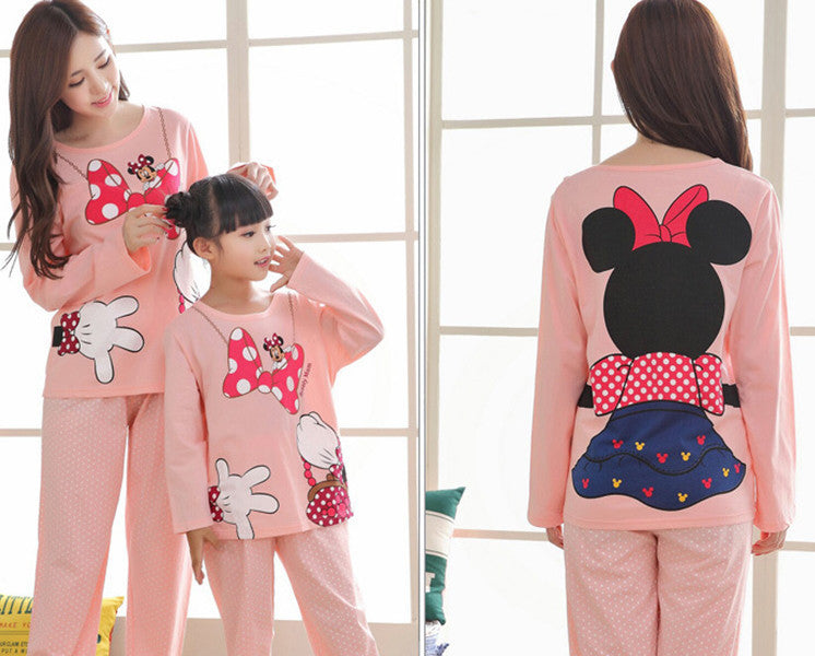 Minnie Mouse Pajamas