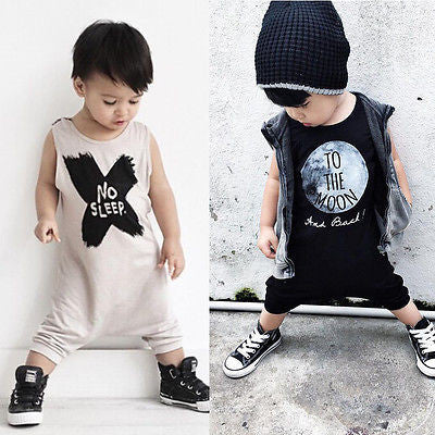 Boys Jumpsuit Set