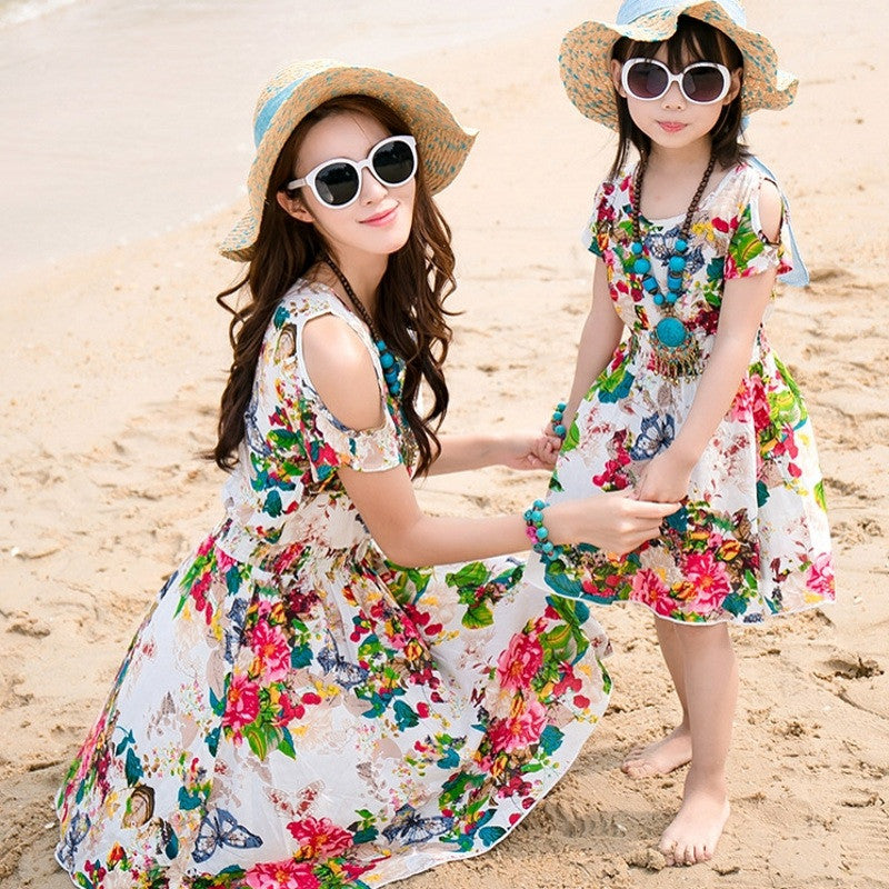 Mother & Daughter Dress 17