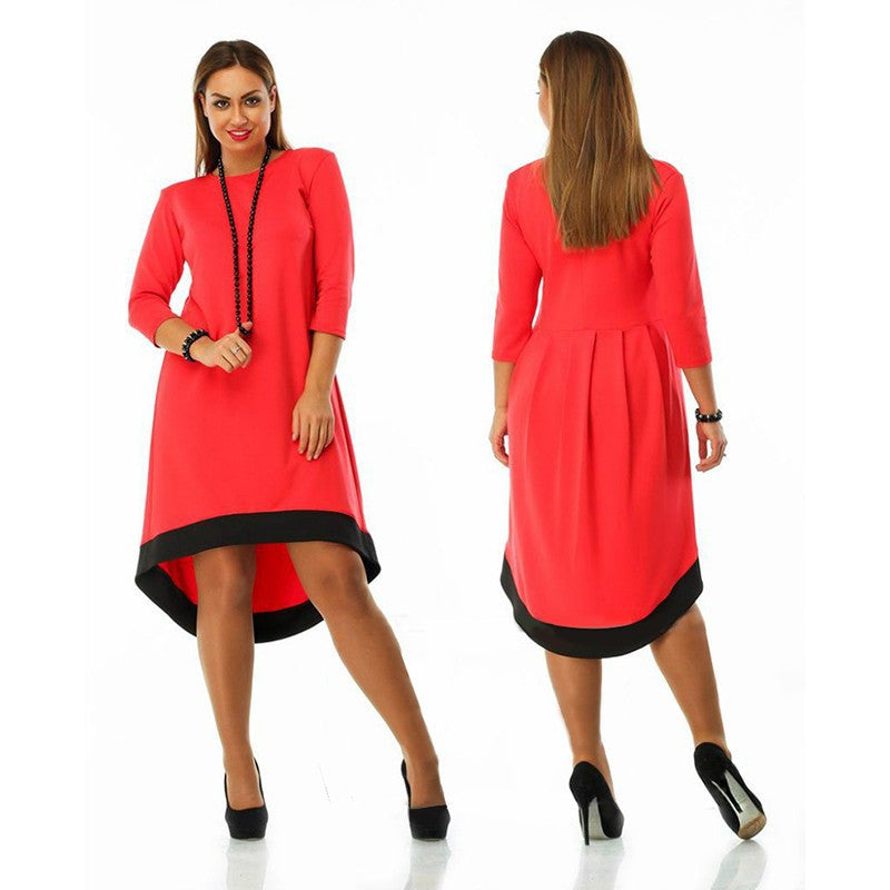 Casual Plus Size Dress
