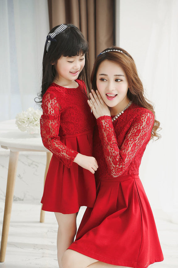 Mother&Daughter Dress27
