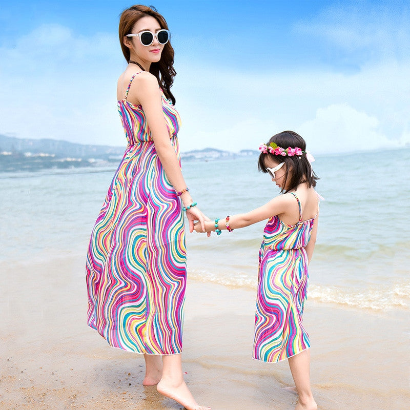 Mother & Daughter Dress 9