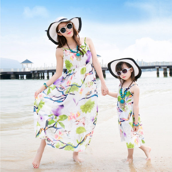 Mother&Daughter Dress19