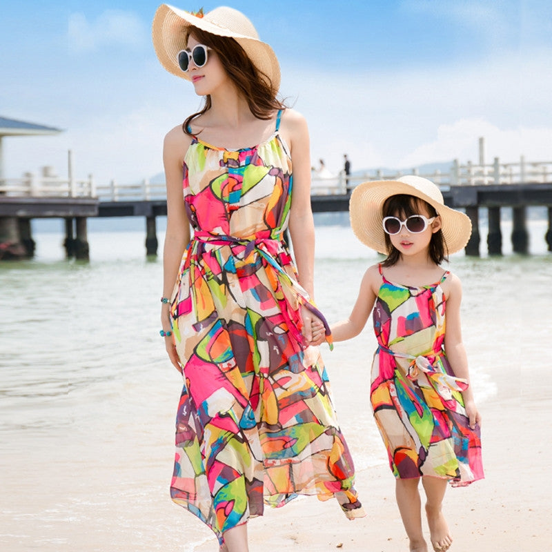 Mother & Daughter Dress 15