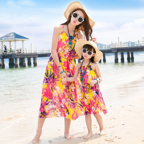 Mother&Daughter Dress20