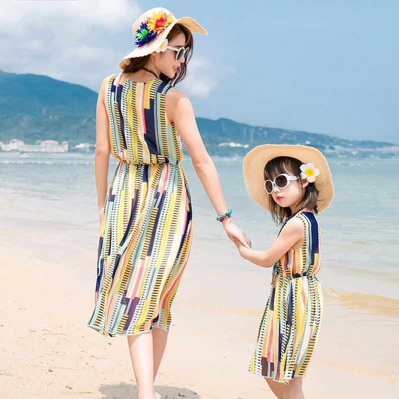 Mother & Daughter Dress 7