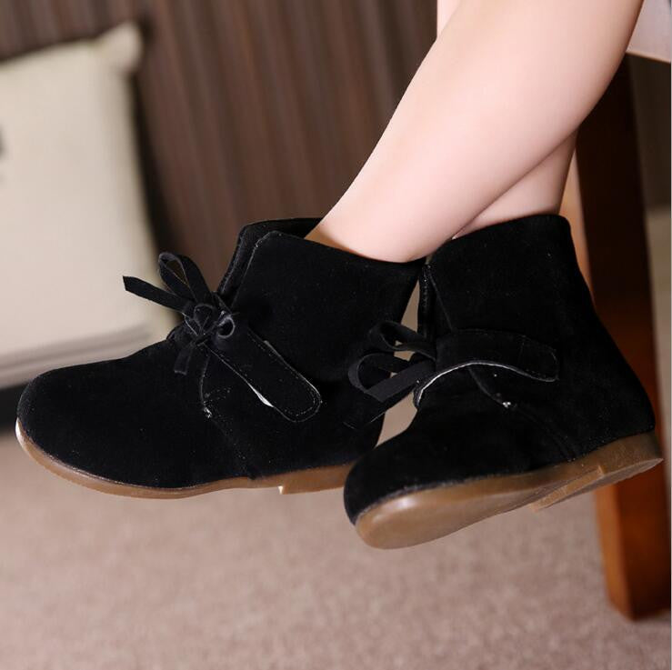 Girls Fall Boots