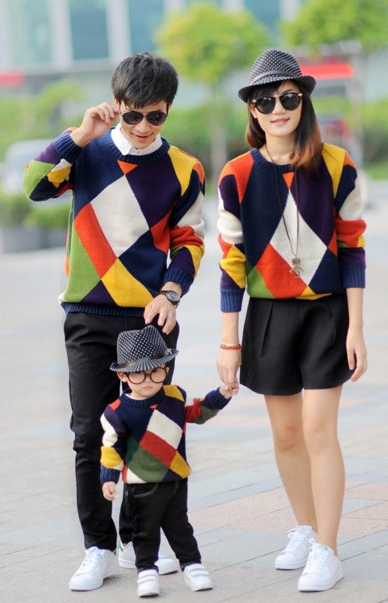 Family Matching Sweater