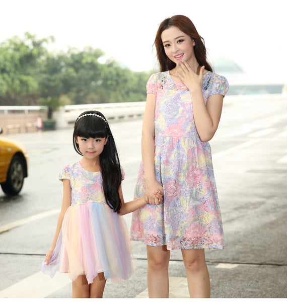 Mother&Daughter Dress24