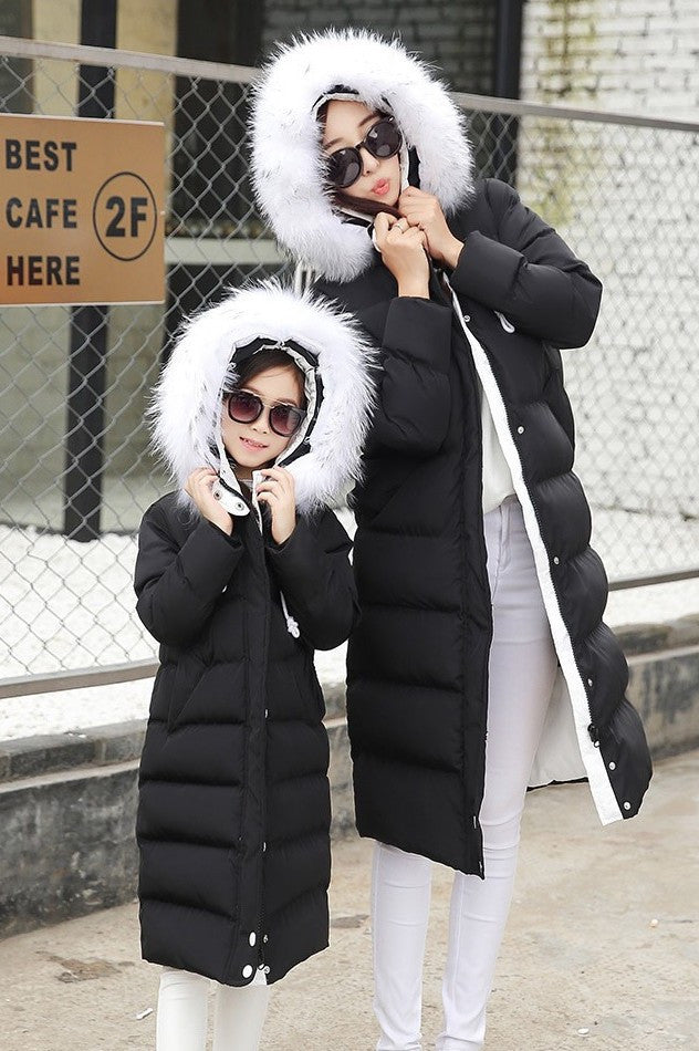 Mother & Me Winter Jacket