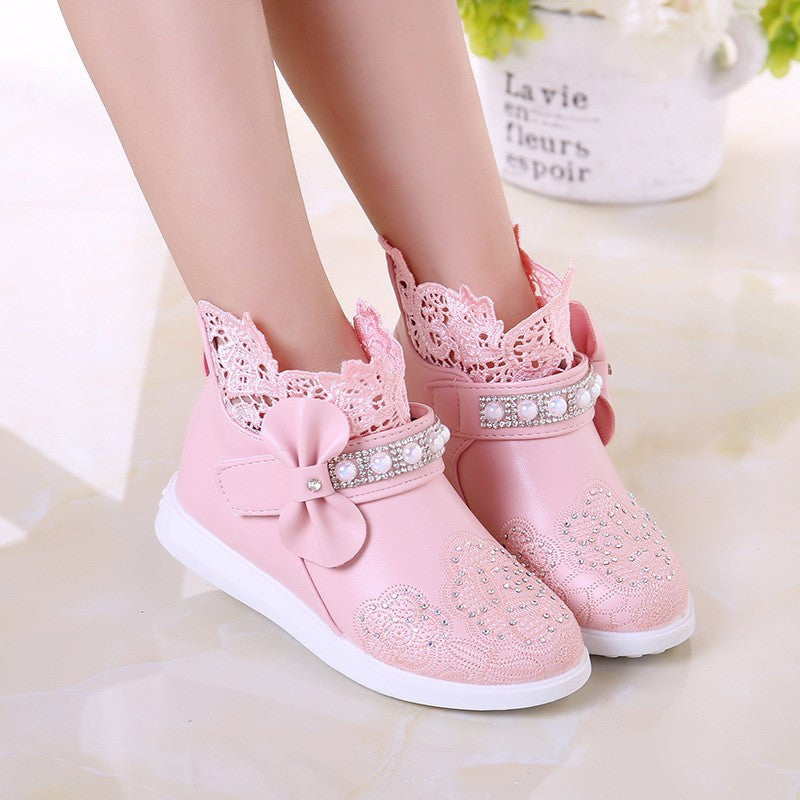 The Princess Sneakers