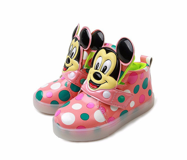 Mickey Mouse New Style Sneakers