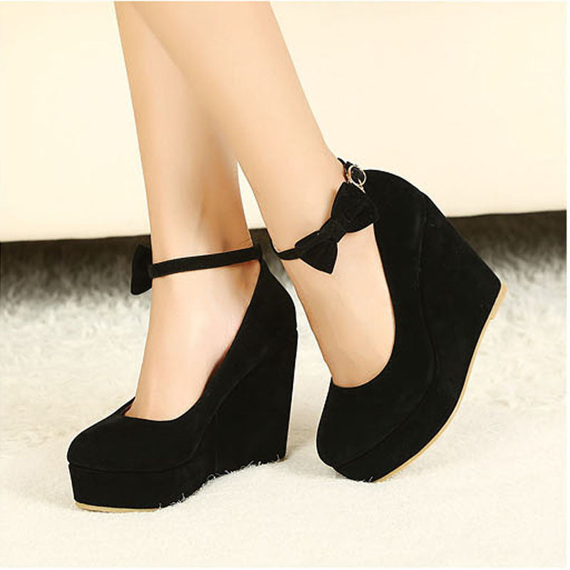 Wedges High Heel Platform