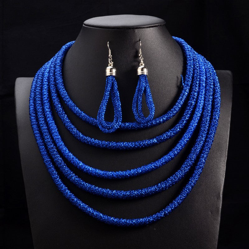 Necklace Jewelry Set