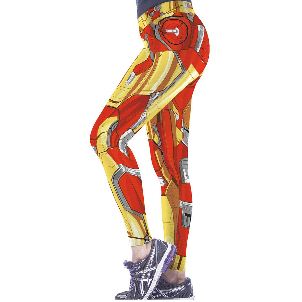 Iron Man Leggings