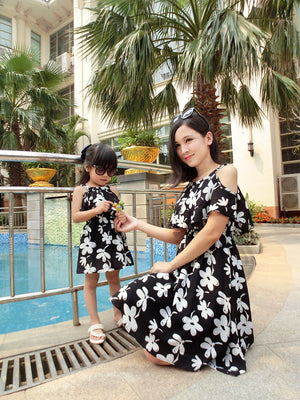 Mother & Daughter Dress 23