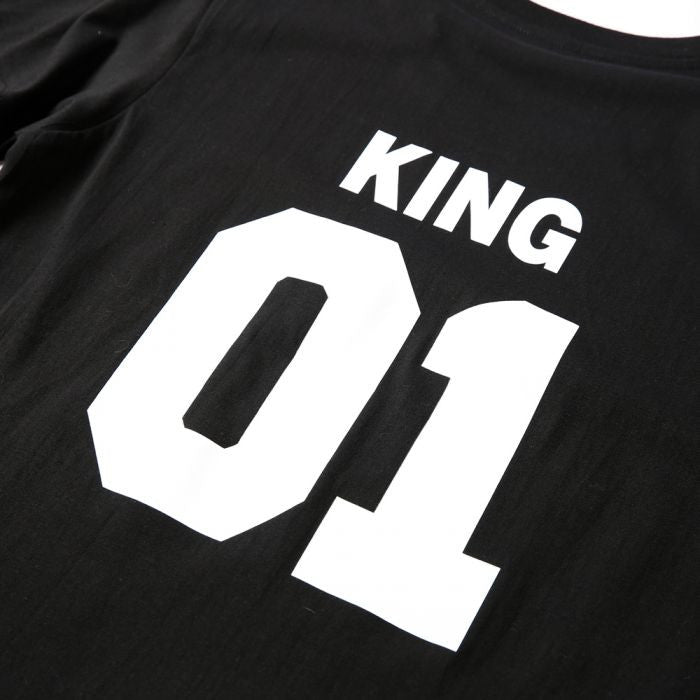 King & Queen Couple Shirts