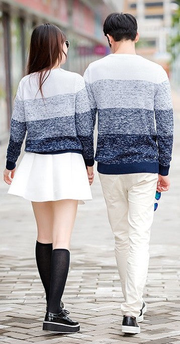 Couple Matching Sweater 2