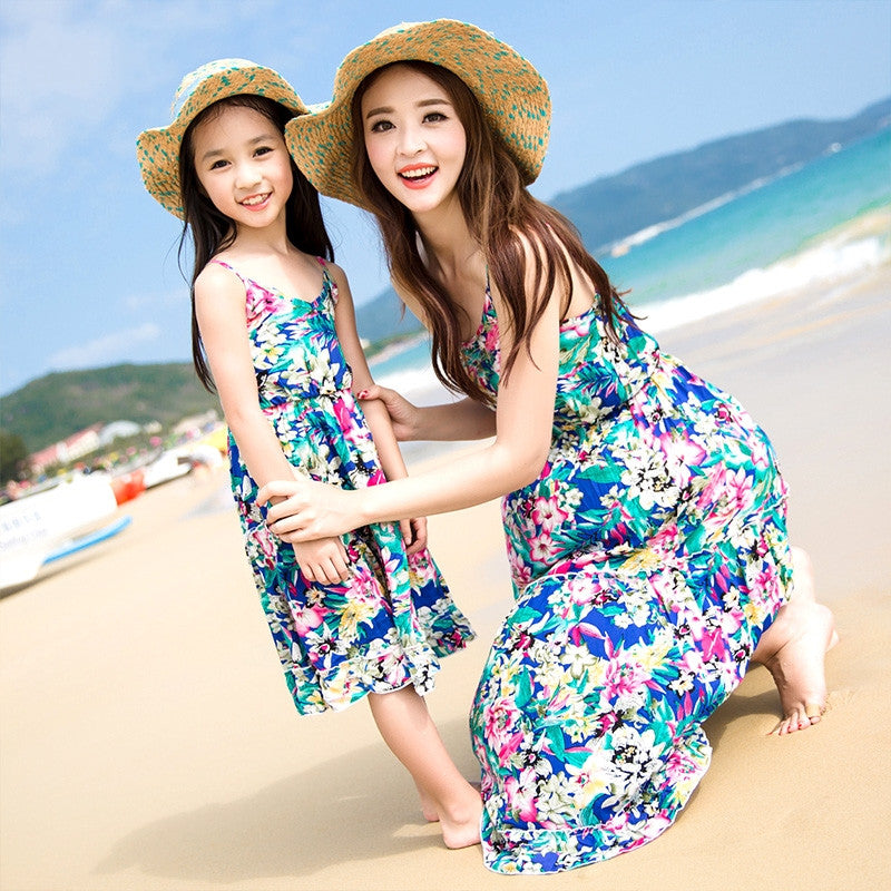 Mother&Daughter Dress12