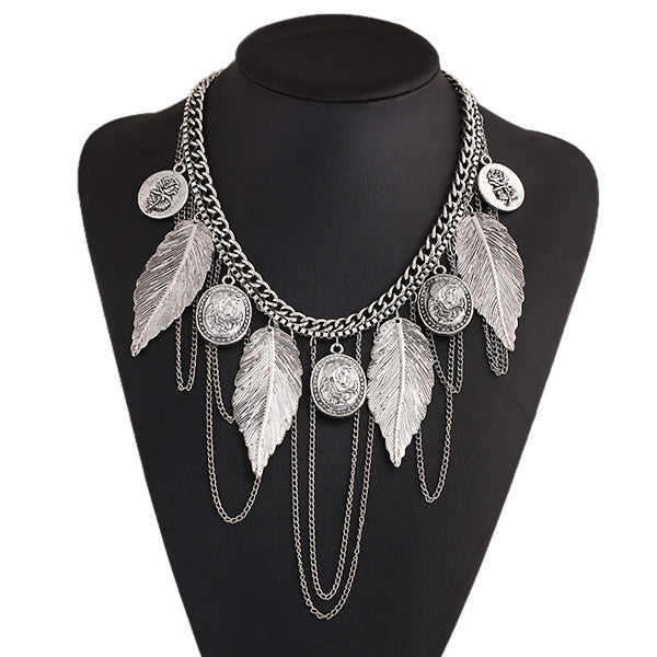 Charm Vintage Choker Necklace