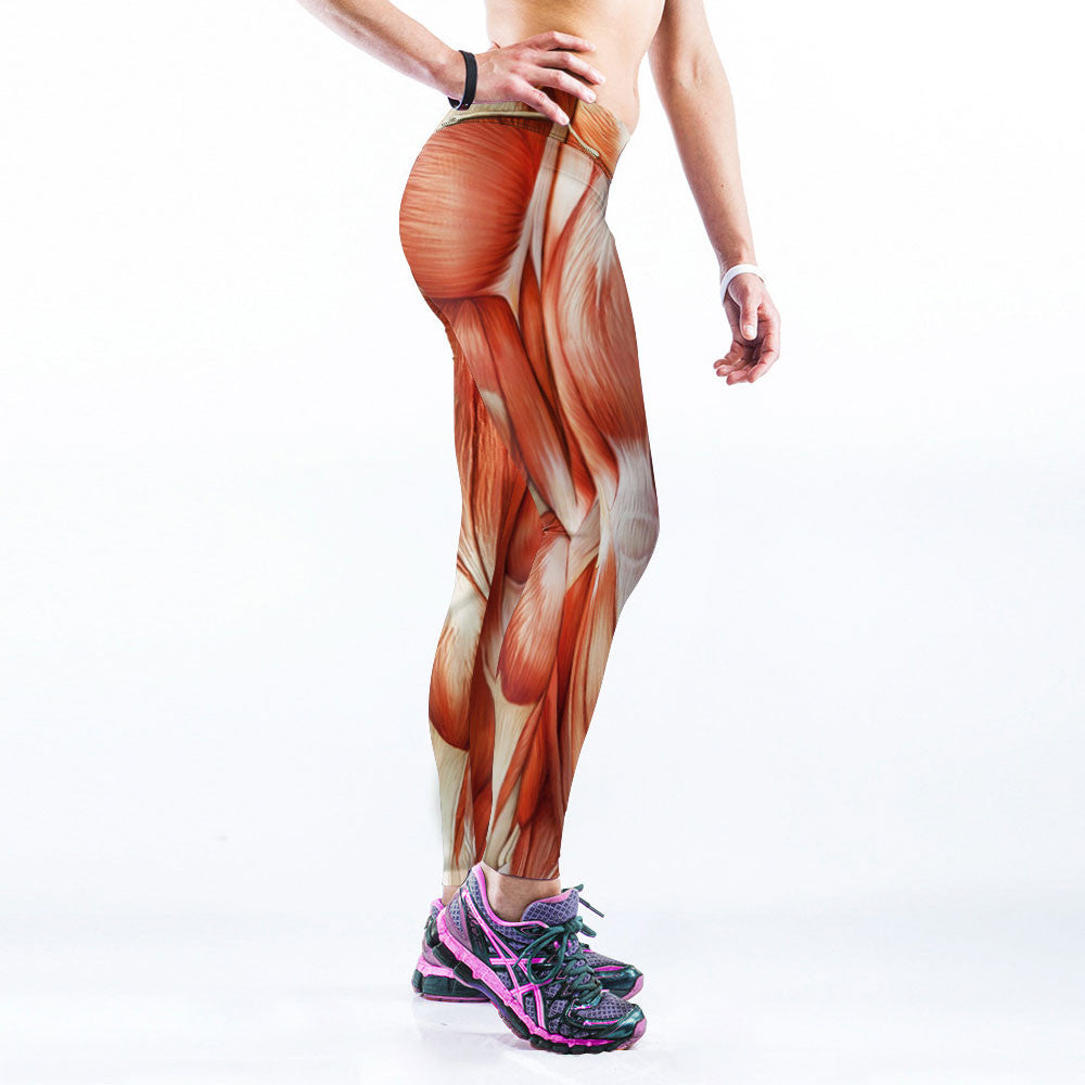 Muscle Leggings