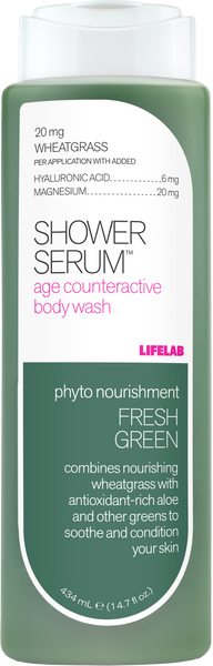 Fresh Green Body Wash