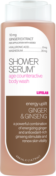 Ginger & Ginseng Body Wash