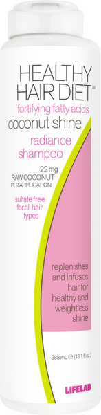 Coconut Shine Shampoo