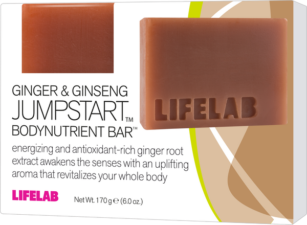 ginger and ginseng jumpstart