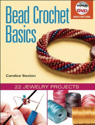 """Bead Crochet Basics"" - Book and DVD"