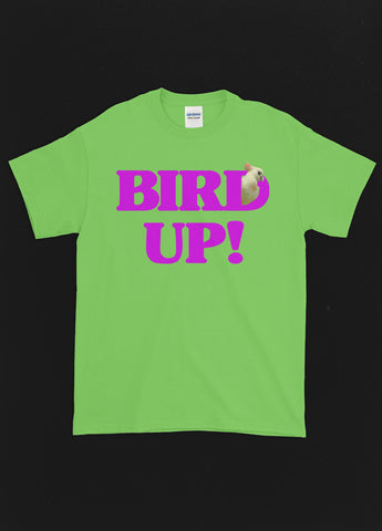 The Eric Andre Show - The Eric Andre Show - Bird Up! - Unisex T-shirt - KippCreations