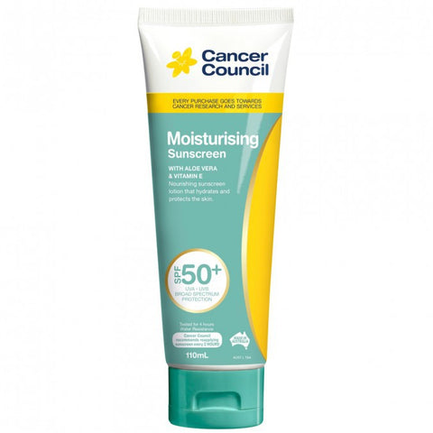 保濕防曬乳 - Cancer Council Moisturising Sunscreen