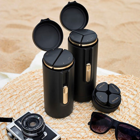「Elegant Travel Bottle」