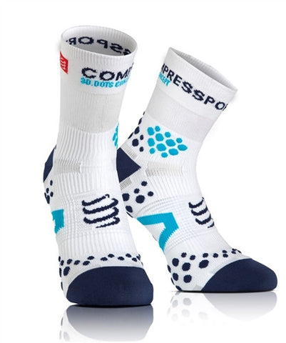 跑步襪 (高筒)- Compressport V2.1 Run Hi Sock