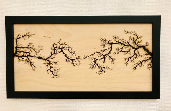Electrocuted Wood Art - Andalog