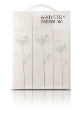 ARTISTRY Essentials - Balancing Skin Care System product review