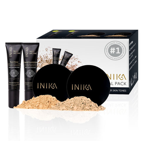 INIKA Trial Pack - Southern Cross Beauty