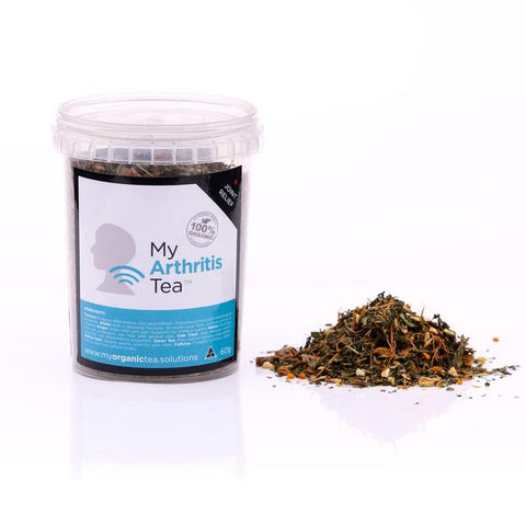 My Arthritis Loose Leaf Organic Tea