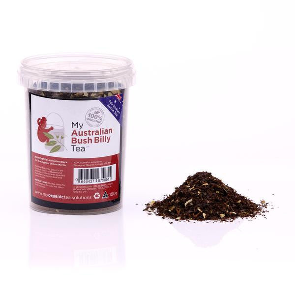 Australian Bush Billy Loose Leaf Organic Tea